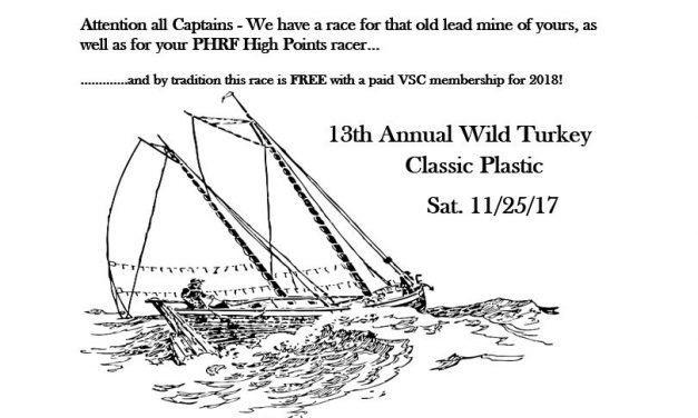 NOR: 13th Annual Wild Turkey Classic Plastic